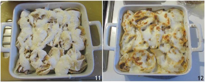 conchiglioni al forno ripieni di carne e ricotta con besciamella ricetta facile il chicco di mais 3 cuocere in forno