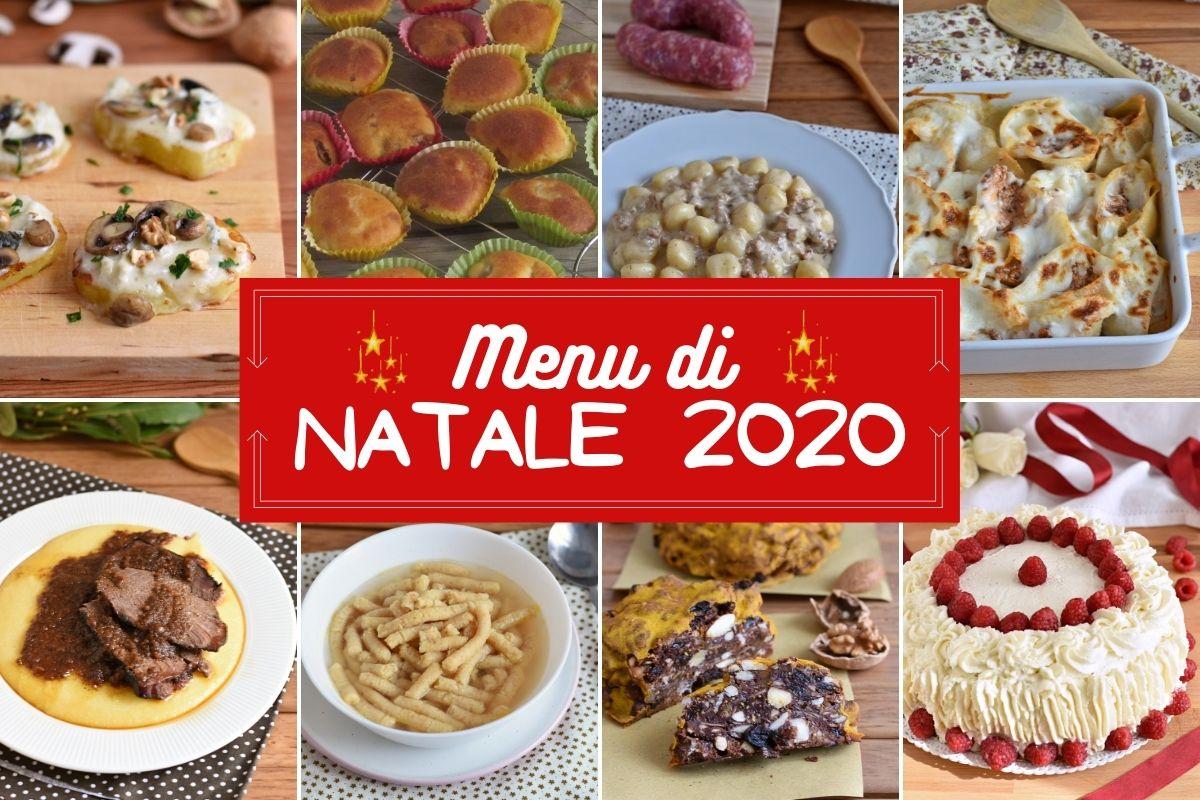menu di Natale 2020 ricette di carne per il pranzo del 25 facili per 4 persone il chicco di mais