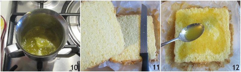 torta fiesta torta con crema all'arancia e cioccolato glassata ricetta anche senza glutine il chicco di mais 4 bagnare la torta
