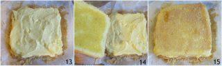 torta fiesta torta con crema all'arancia e cioccolato glassata ricetta anche senza glutine il chicco di mais 5 farcire il pds