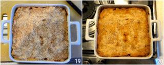 pitta di patate salentina ricetta originale pugliese torta di patate lesse con pomodoro olive e cipolle il chicco di mais 7 cuocere in forno