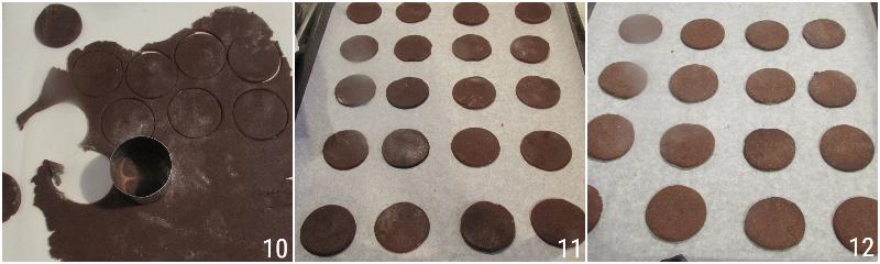 biscotti sacher ricetta biscotti al cacao farciti con marmellata e ricoperti di cioccolato il chicco di mais 4 cuocere i biscotti