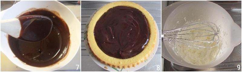 crostata morbida farcita con crema al cioccolato e panna montata ricetta facile e veloce il chicco di mais 3 monatare pann
