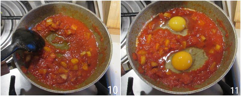 uova alla contadina con patate pomodoro e formaggio ricetta facile e veloce salvacena il chicco di mais 4 far spazio alle uova