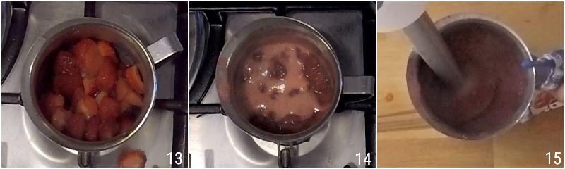 cheesecake alle fragole senza cottura con yogurt e gelatina alle fragole ricetta perfetta cremosa 5 fare la copertura di gelatina
