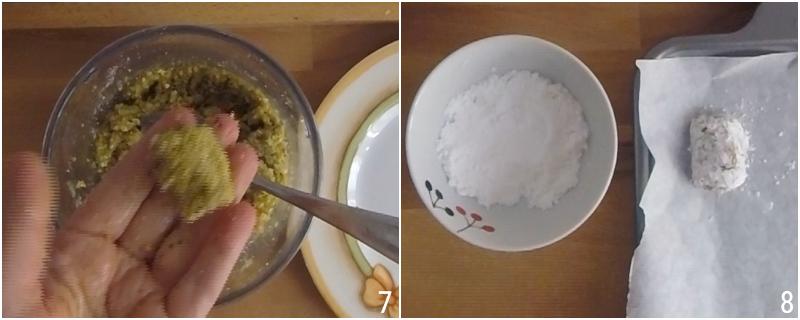 paste di mandorla al pistacchio ricetta pasticcini siciliani con solo albumi al pistacchio di bronte il chicco di mais 3 fare i biscotti