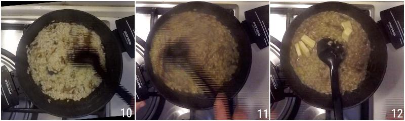 risotto ai funghi porcini secchi cremoso e saporito ricetta raffinata ed economica il chicco di mais 4 cuocere il risotto