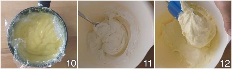 dolce con biscotti secchi e crema al mascarpone ricetta tiramisù per bambini senza caffè e senza uova crude oro saiwa 4 fare crema