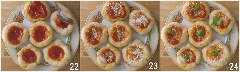 pizzette fritte senza glutine ricetta con video pizze montanare glutenfree con farina revolution il chicco di mais 8 condire montanare