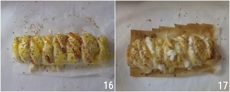 rotolo di sfoglia al salmone affumicato e formaggio caprino ricetta antipasto di pesce facile e scenografico natale capodanno il chicco di mais 6 cuocere