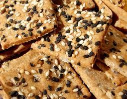 I Crackers fatti in casa