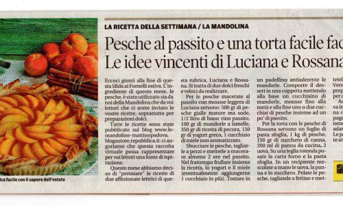 """Nuova vittoria sulla sfida ai fornelli del """"Mattino di Padova"""""""