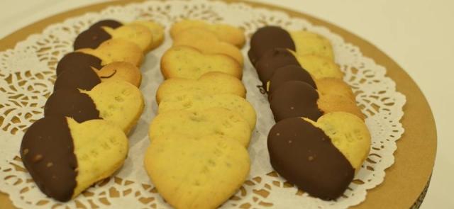 Biscotti per S.Valentino di Anna Moroni