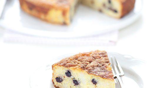 Torta di Riso – Senza Glutine e Senza Burro