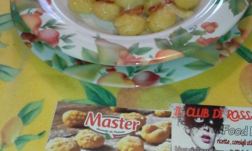 """Gnocchi di patate """"Master di Vedelago (TV)"""""""