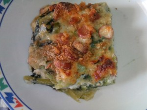 cicorie-gratinate