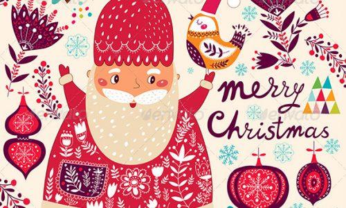 La merenda per Babbo Natale