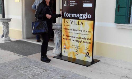 Il CLUB DI ROSSANA a Formaggio in Villa 2016