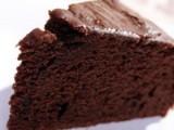 Torta-con-cioccolato-fondente