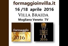 Formaggio in Villa 2016 a Mogliano Veneto