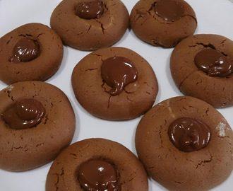 Biscotti Nutellotti