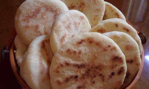 Pane arabo