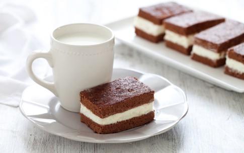 Torta fetta al latte