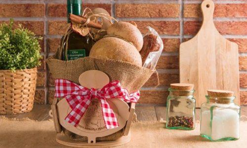 Consigli per la preparazione di un cesto natalizio