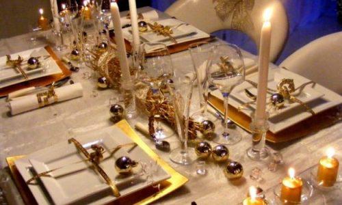 Come apparecchiare la tavola a Capodanno