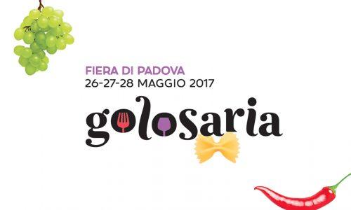 Golosaria 2017 a Padova