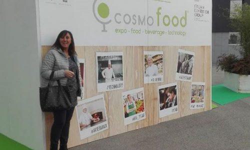 Il Club di Rossana ospite a Cosmofood 2017 a Vicenza