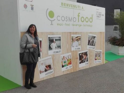 Il Club di Rossana ospite a Cosmofood 2017 a Vicenza