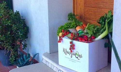 MangioQui:  La spesa on line di prodotti veneti direttamente a casa tua.