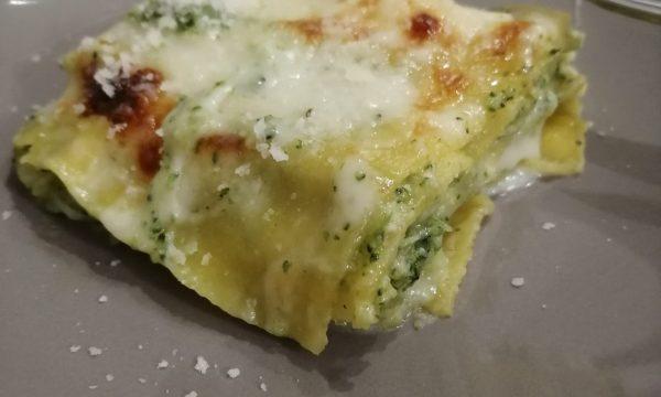Pasticcio con broccoli