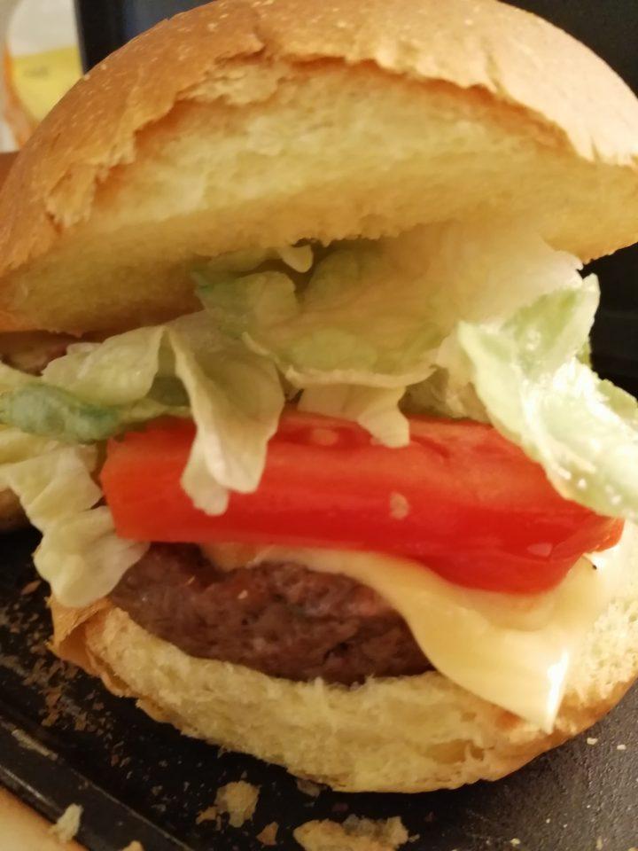 Panino hanburger