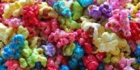 Pop Corn colorati