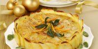 Tortino di patate e baccalà