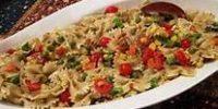 Farfalle in insalata