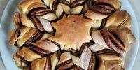 Un fiore di pan brioche