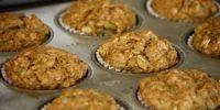 Muffin al melone senza burro