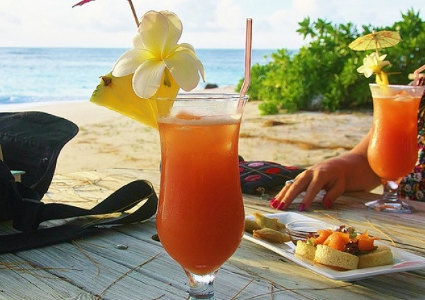 Un Cocktail Particolare: il Sex On The Beach, Fruttato e Gustoso