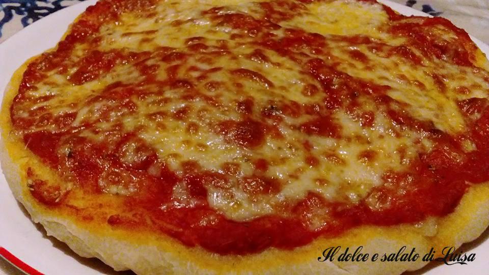 PIZZA BONCI IN TEGLIA