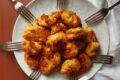 Bocconcini di pollo al forno