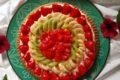 Crostata di frutta con crema al mascarpone