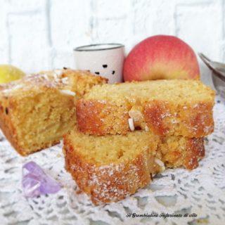 Torta di mele alla vaniglia
