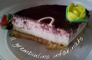 Bavarese allo yogurt 2