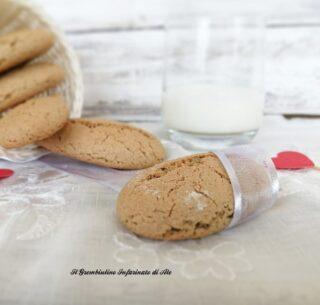Biscottoni da inzuppo all'ammoniaca