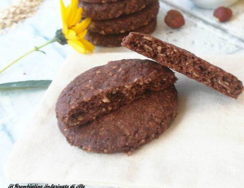 Biscotti simil Gran Cereale al cacao