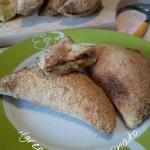 Sofficini Homemade zucchine, prosciutto e galbanino