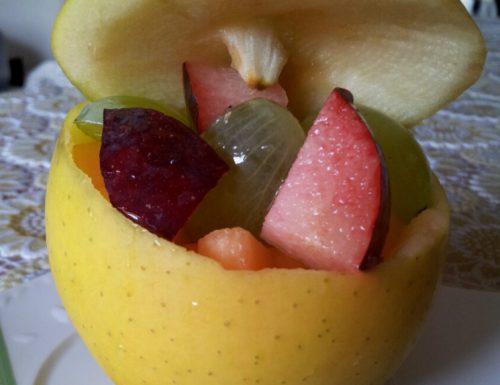 Cestini di frutta. Ricetta semplice e veloce